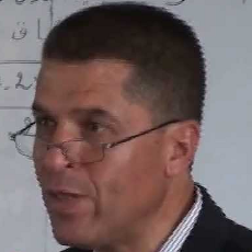 ذ . مصباح ادريس Mr MASBAH Driss