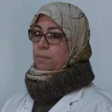 ذة . حديد نزيهة Mme HADID Naziha